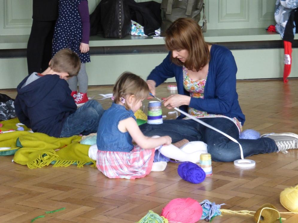 Family Gallery Workshops