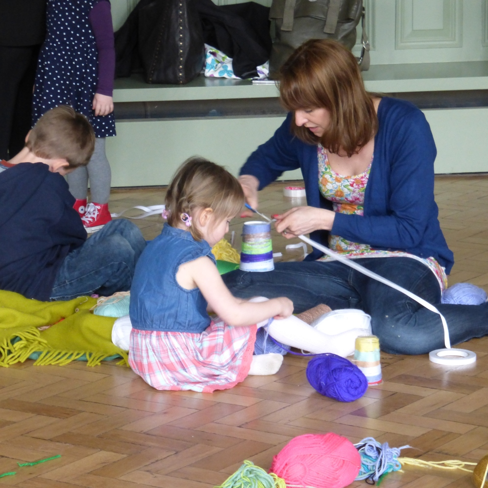 Family Gallery Workshops