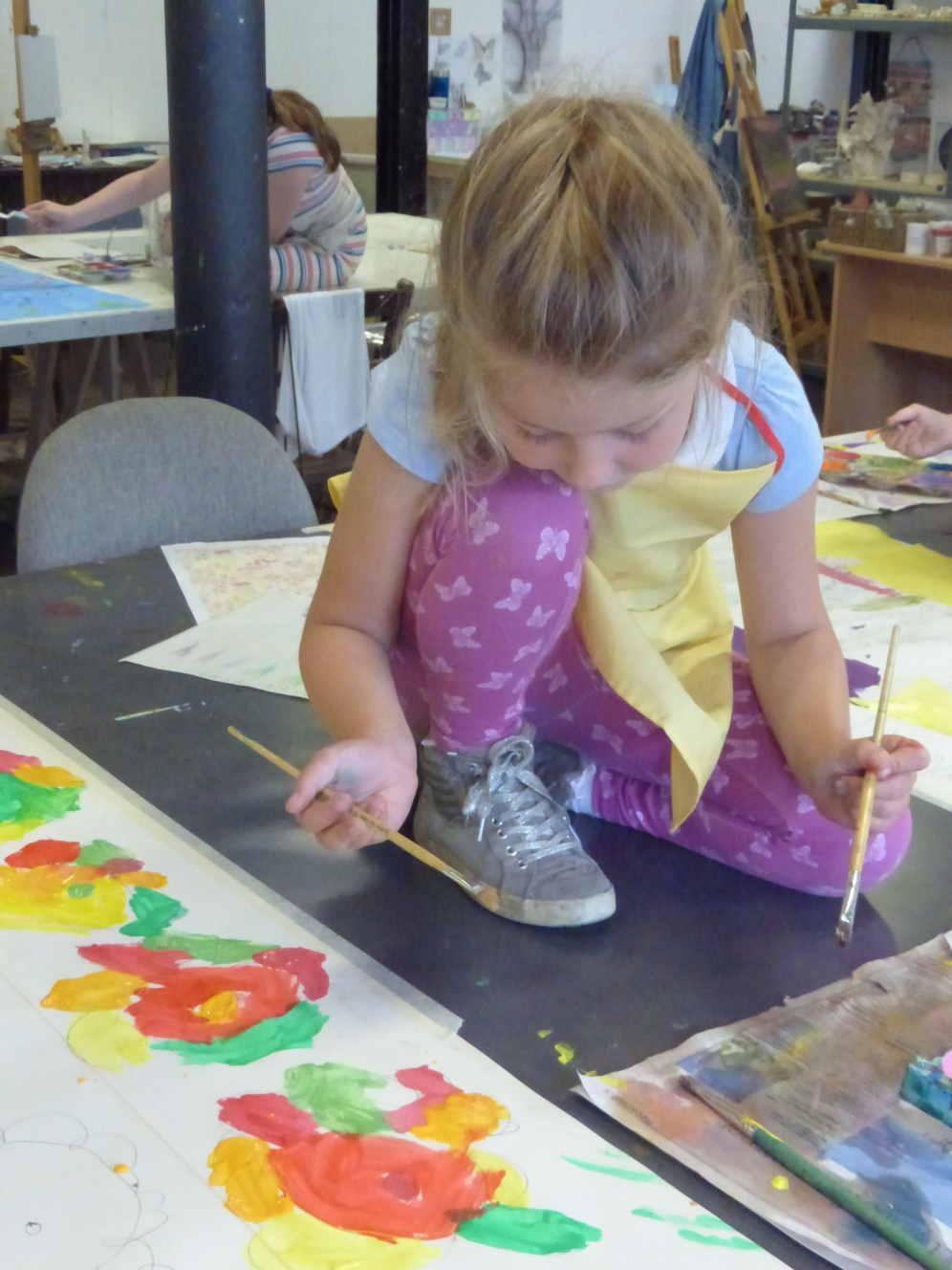 Kids and Youth Art Workshops